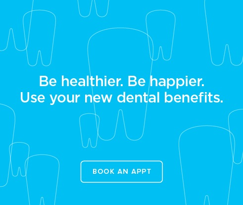 Be Heathier, Be Happier. Use your new dental benefits. - Oviedo Smiles Dentistry